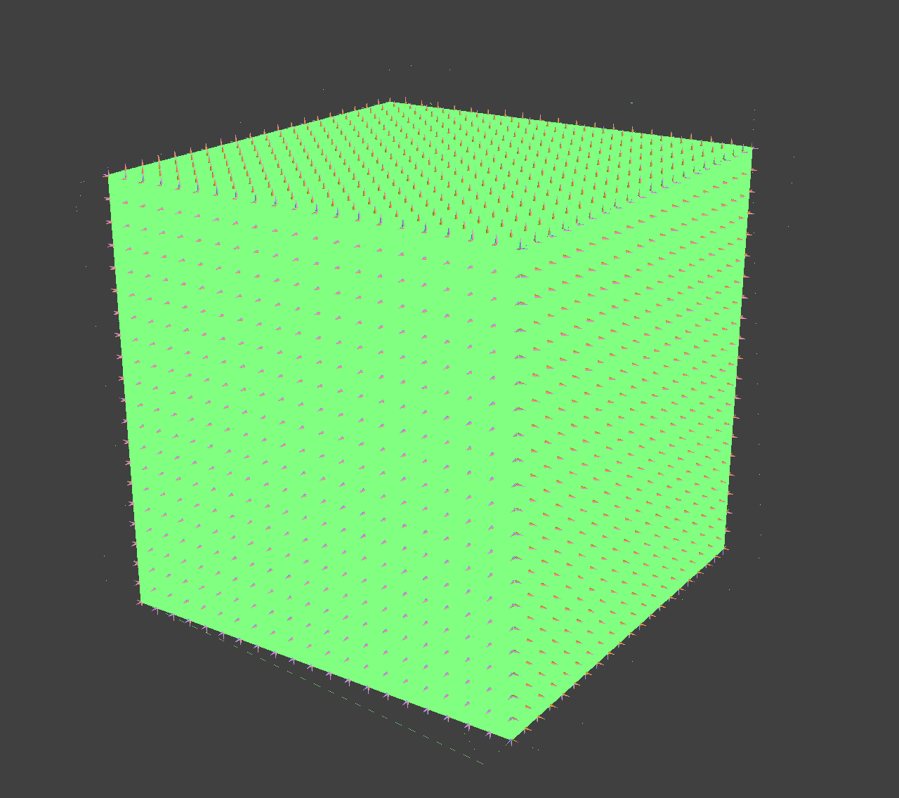 Spikecube
